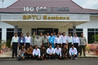 participants of technical guidance PKB group I