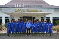 participants of technical guidance PKB group II